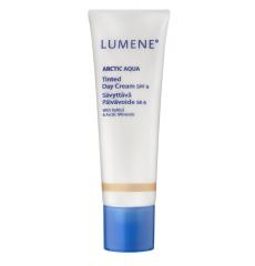 Увлажняющий крем для лица с тонирующим эффектом SPF 6 Arctic Aqua от Lumene