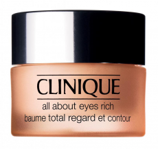 Крем для глаз All about eyes rich baume total regard et contour от Clinique