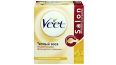 Теплый воск для депиляции от Veet