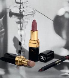 Губная помада Rouge Coco (оттенок № 45 Caractere) от Chanel