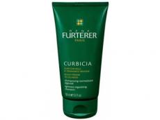 Лечебный шампунь для жирной кожи головы и сухих волос LIGHTNESS REGULATING SHAMPOO «CURBICIA» от Rene Furterer