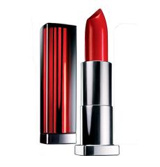 Губная помада ColorSensational (оттенок № 527 Lady Red) от Maybelline