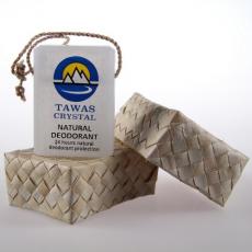 "Дезодорант ""Кристалл"" на шнурке из пальмы Абака от Tawas Crystal"