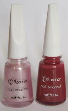 Лак для ногтей (оттенок № 103 и 903) от Flormar