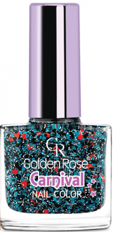 Лак для ногтей Carnival (оттенок № 12) от Golden Rose