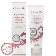 Очищающий бальзам для лица Cleanse & Smooth Face Balm от Balance Me