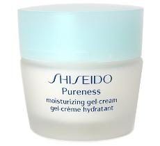 Увлажняющий гель-крем Pureness Moisturizing Gel-Cream от Shiseido