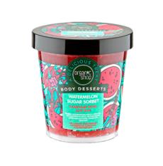 "Скраб для тела ""Body Desserts Watermelon Sugar Sorbet"" от Organic Shop"