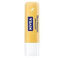 Бальзам для губ «Молочные протеины и мед» от Nivea
