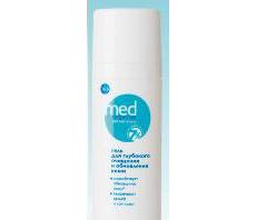 Гель для глубокого очищения и обновления кожи с комплексом 7% АНА-кислот от Med Response 36,6