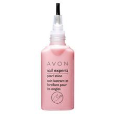 Укрепляющее средство для ногтей «Сияние жемчуга» от Avon