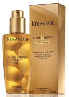 Многофункциональное питательное масло для волос Elixir Ultime от Kerastase
