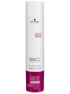Оттеночный шампунь Bonacure Color Freeze Silver Shampoo от Schwarzkopf Professional