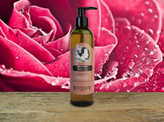 "Жидкое мыло ""Роза"" от Stenders"
