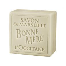 """Мыло туалетное """"Bonne Mere"""" Липа от L'Occitane"""