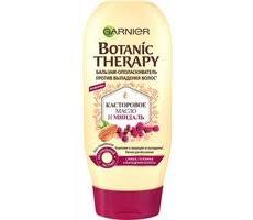 """Бальзам для волос Botanic Therapy """"Касторовое масло и Миндаль"""" от Garnier"""