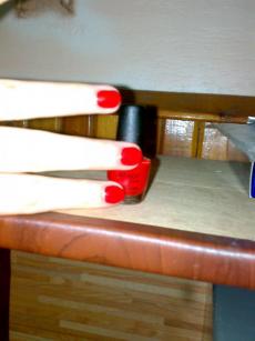 Лак для ногтей Lux (оттенок m09) от Impala