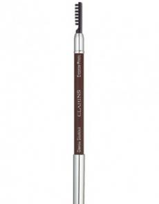 Карандаш для бровей Eyebrow Pencil Crayon Sourcils (оттенок № 01 Dark brown) от Clarins