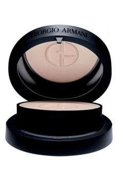 Компактная пудра Lasting Silk UV compact (оттенок № 3.5 Pale beige) от Armani