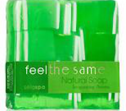 Мыло Feel The Same Natur Soap от Sela SPA