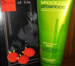 Маска для волос Midollo di bamboo от Alfaparf
