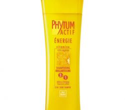 Витаминный шампунь для волос от Yves rocher