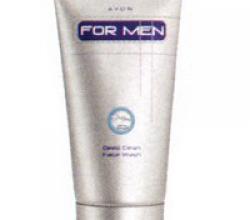 Очищающий скраб для лица для мужчин от AVON