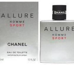 Мужская туалетная вода ALLURE HOMME SPORT от Chanel