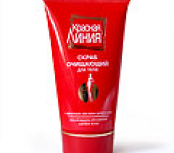 Скраб для тела с эфирными маслами цитрусовых от «Красная линия»
