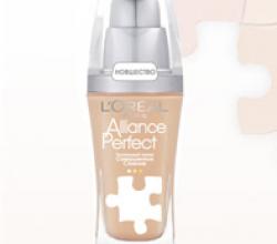 Тональный крем Alliance Perfect от L'Oreal