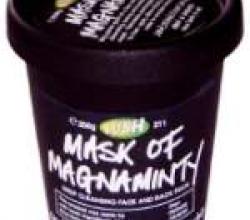 """Маска для лица """"Мегамятная маска"""" от Lush"""