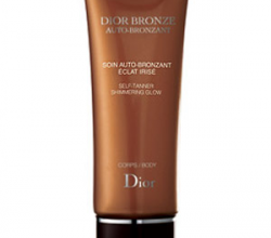 Dior Bronze Self-Tanner Shimmering Glow
