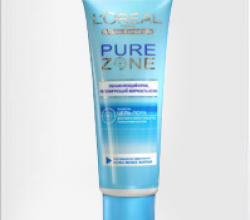 Уход, регулирующий жирность кожи Pure Zone от L'Oreal
