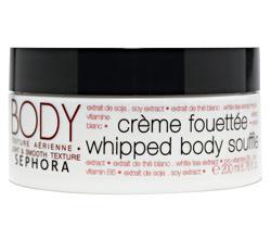 Крем для тела Body Souffle от Sephora