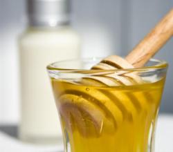 Лосьон для рук с мёдом