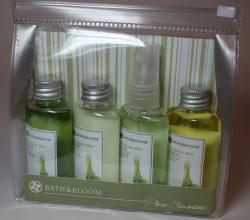 """Подарочный набор """"Лемонграсс и мята"""" от Bath & Bloom"""