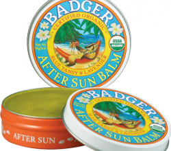 Крем после загара After Sun Balm (Blue Tansy & Lavender) от Badger Company