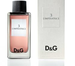 Аромат Anthology L'Imperatrice 3 от Dolce & Gabbana