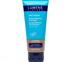 Маска для лица Matt Touch Deep Cleansing Peat Mask от Lumene