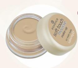 Крем-пудра Soft Touch Mousse Make-Up от Essence