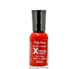 Лак для ногтей Xtreme Wear (оттенок № 160 Cherry Red) от Sally Hansen