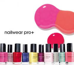 Лак для ногтей Nailwear Pro+ (оттенок Lemon Sugar) от Avon