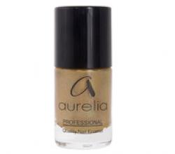 Лак для ногтей Professional (оттенок № 111 Изумительное золото) от Aurelia