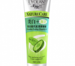 Пилинг для лица Nature Care Cucumber Peeling Cleanly Gel от Lyolan