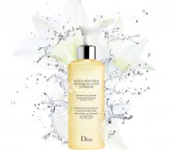 Очищающее масло для лица Instant Gentle Cleansing Oil от Dior