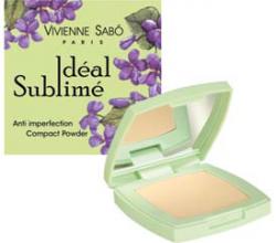 Компактная пудра Ideal sublime (оттенок А1) от Vivienne Sabo
