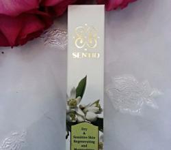 Восстанавливающий крем для сухой кожи от Sentio