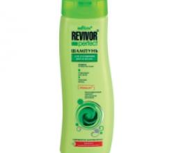 Шампунь Revivor-Perfect для улучшения роста волос от Bielita-Вiтекс (1)