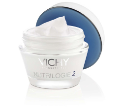 Крем-уход глубокого действия для очень сухой кожи лица Nutrilogie 2 от Vichy
