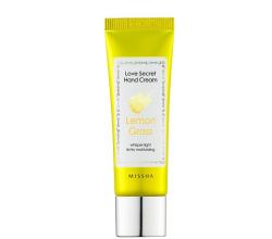 Увлажняющий крем для рук Love Secret Hand Cream (Lemon Grass) от Missha